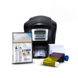 AlphaCard Compass Photo ID card Printer System