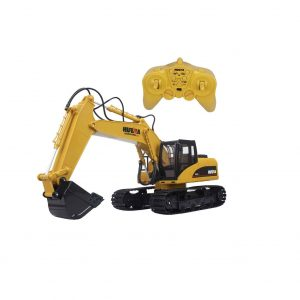Big Daddy Super Powerful Full Functional DIE-CAST 15 Channel Professional Remote Control Excavator