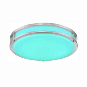 Designers Fountain LED 12 Inches LED Round Smart Light