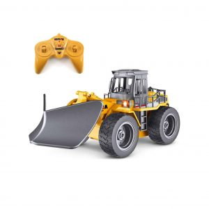 Fisca RC Truck Remote Control 2.4G 4WD Tractor Toy