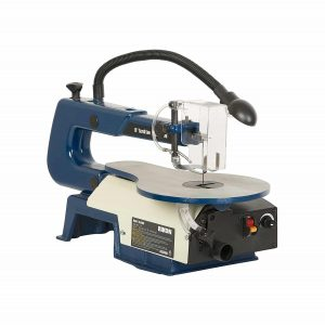 RIKON Scroll Saw with Lamp 16 Inches