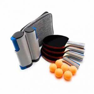 niqueMax Professional Ping Pong Paddle Set