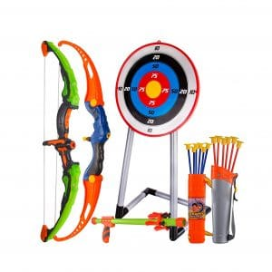 CAPTAIN CHAOWING Bow and Arrow for Kids