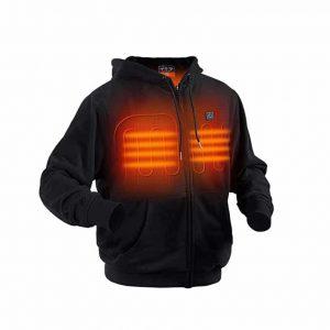 CLCCON Heated Hoodie Heated Jacket