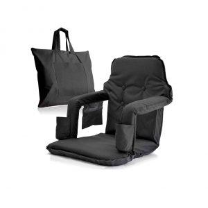 Foldable Reclining Stadium Seat for Bleachers