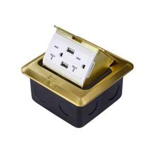 Groto Pop up Floor Outlet Covers box