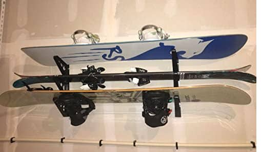 Skateboard Wall Racks