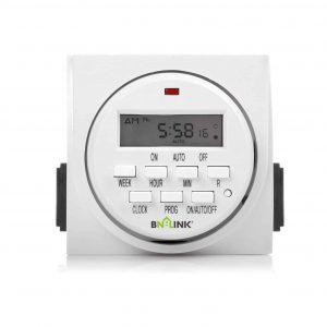 BN-LINK FD60 U6 7-Day Digital Programmable Timer