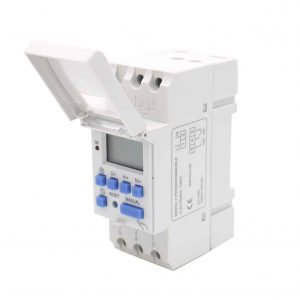 Baomain THC15A AC Programmable Switch Relay Time Timer
