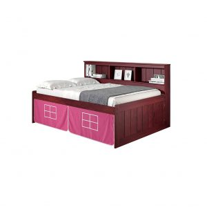 Donco Trading Co Full Daybed Bookcase Captains