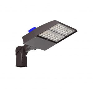 SAATLY LED Parking Lot Lights 150W 5000K Commercial Street Lights