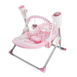 Soothing Portable Swing