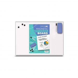 Officeline Lightweight Ultra-Slim, Magnetic White Board