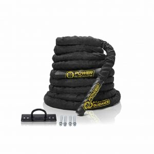 POWER GUIDANCE Outdoor Workout Battle Rope