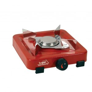 Texsport Compact Single Burner Portable Gas Stove