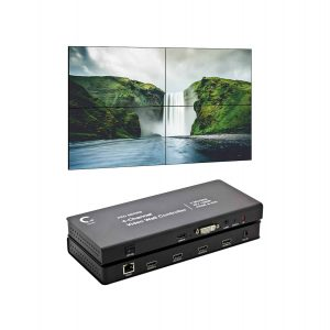 Expert Connect 2 x 2 Video Wall Connector 1080P