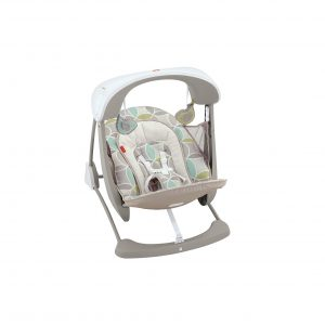 Fisher-Price Comfortable Deluxe Baby Cradle