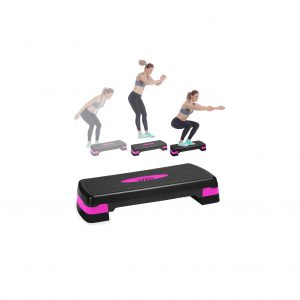 Nicole Miller Aerobic Exercise Step Deck