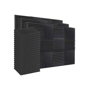 ZHERMAO 52 Packs Acoustic Foam Panels Sound Proof