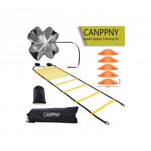 CANPPNY Speed & Strength Agility Training Kit