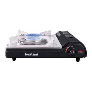 Iwatani Cassette 12,000 BTU Portable Butane Stove
