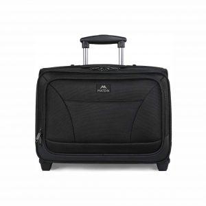 MATEIN Rolling Briefcase Laptop Bag