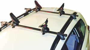 Malone Auto Racks SaddleUp Roof Rack