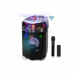 Portable PA Speaker Powered Rechargeable Outdoor Speaker