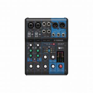 Yamaha Mg06X 6-Input Stereo Mixer w:Effects