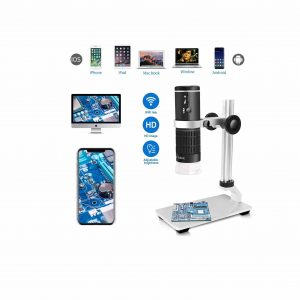 Jiusion WiFi USB Digital Microscope HD 1080P