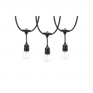 AmazonBasics 48Ft LED Commercial Grade Outdoor String Lights