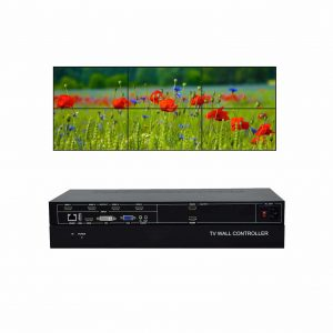 ISEEVY 6 Channel Video Wall Controller
