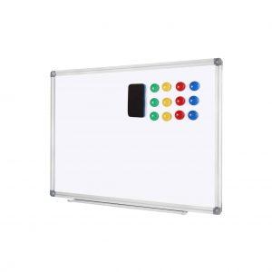 Welmors Office Magnetic White Board