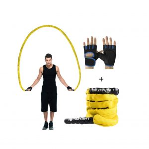 AUTUWT Heavy Workout Battle Ropes