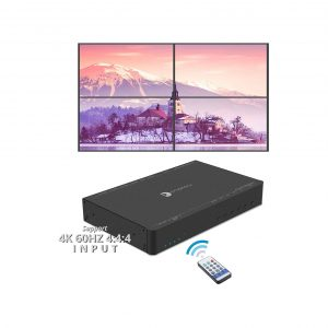 Gofanco Prophecy 4K HDMI 2 X 2 Video Wall Controller