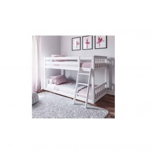 Max & Lily Bunk Twin Bed