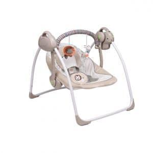 VASTFAFA Baby Cradle