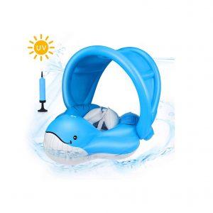 EKOOS Baby Swimming Float Ring