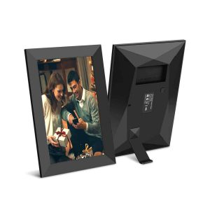 HantWin Touch Screen Display Digital Photo Frame