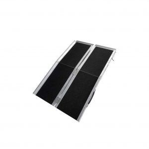Hapelo Lightweight Portable Aluminum Ramp