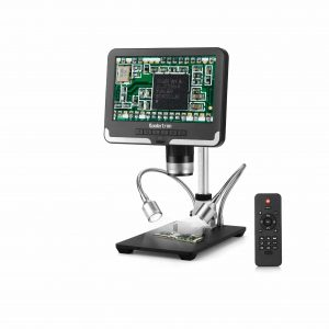 Kooletron 7 Inches LCD Digital USB Microscope