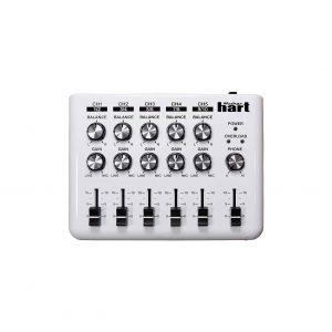 Maker Hart Portable Audio Mixer