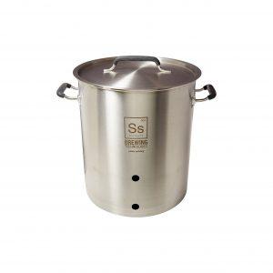 Ss Brewtech 10 Gallon Capacity Brewing Kettle