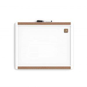 U Brands 428U00-01Magnetic white Board