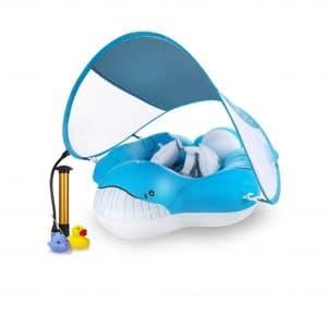 Yobeway Inflatable Baby Pool Float
