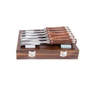Aral -6Pcs wood chisel set