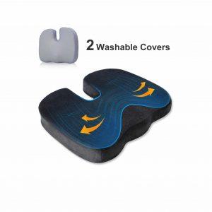 BedStory Memory Foam Office Seat Cushion