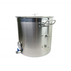 Bruman Electric Brew Kettle with Wort Chiller