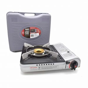 Chef Master Butane Countertop 12,000 BTU Portable Gas Stove