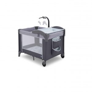 Delta Children LX Deluxe Portable Baby Play Yard